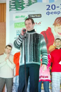 Капитан команды - А. Гомонов