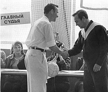 1970г. - Прощание с большим спортом