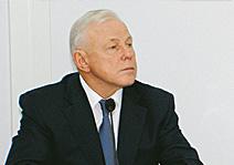 Председатель РЭС Владимир Викулин